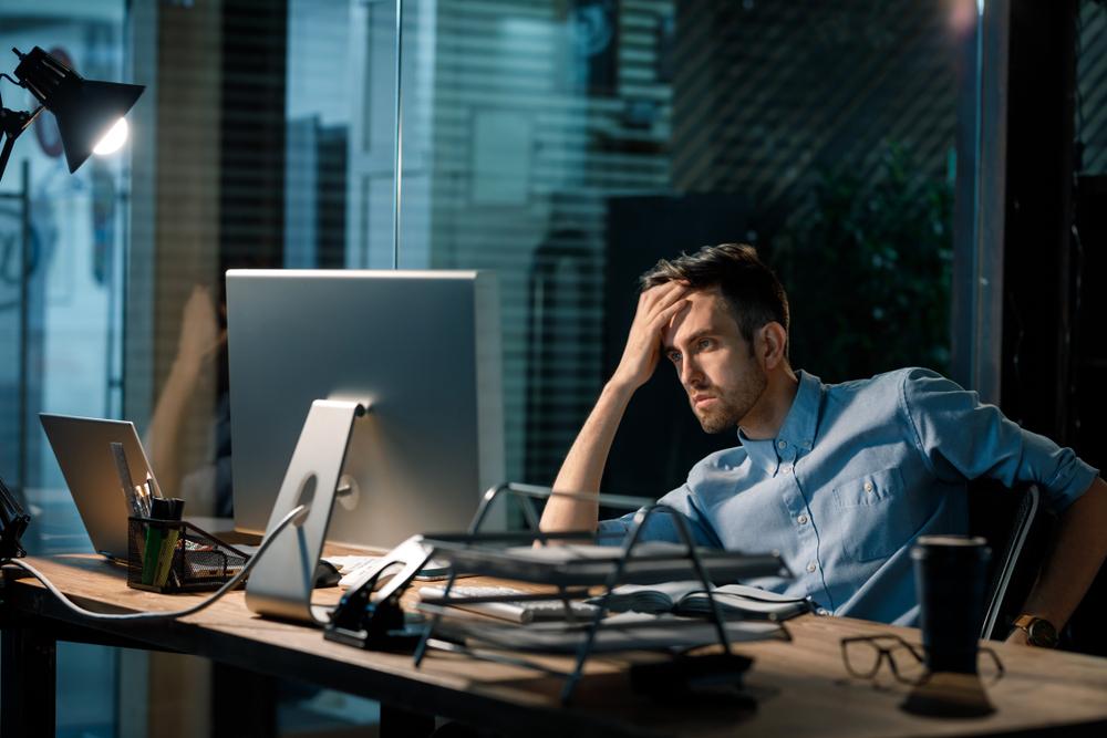 楽がしたい心理がはたらくときは休憩するか?無理するかどっち?